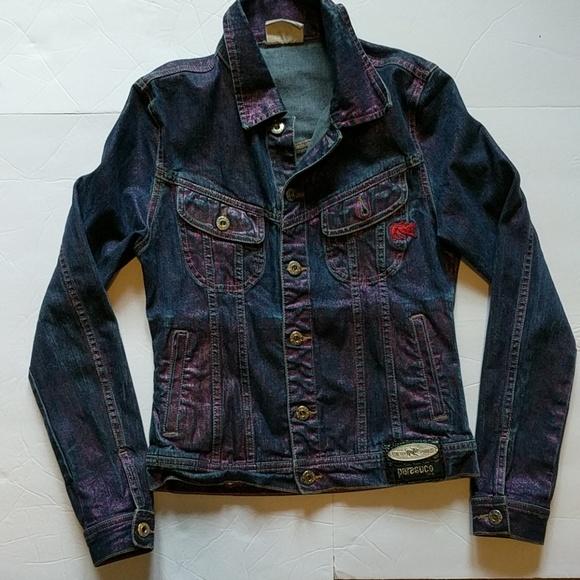 Parasuco Jackets & Blazers - Frosted Parasuco Denim Jacket
